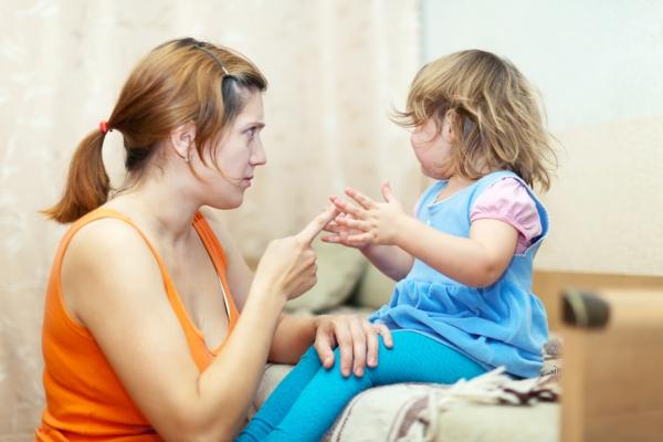 Ребёнок ленится разговаривать
