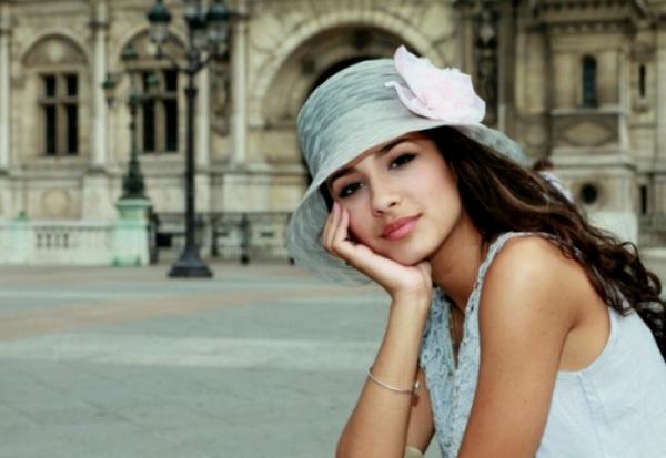 Красота французской женщины