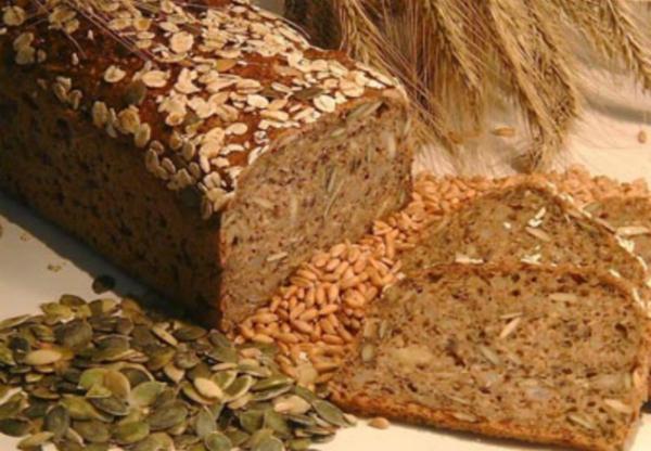 при похудение хлеб
