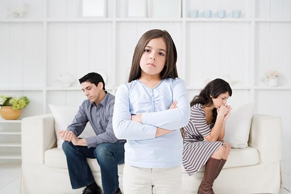Развод, дети