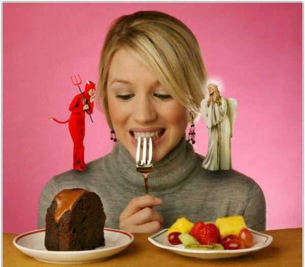 Как продержаться на диете