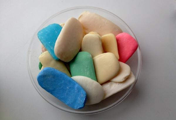 Как из обмылков сделать один кусок мыла