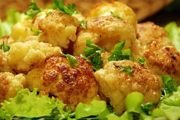приготовление блюд из цветной капусты в кляре