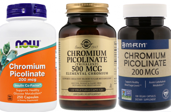 Хром для похудения, как выбрать препараты с хромом для снижения тяги к сладкому?