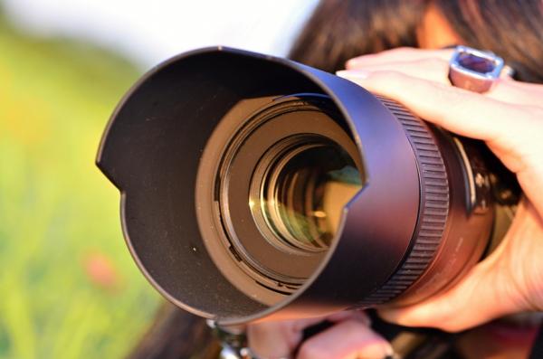 помощью как объектив влияет на качество фото карстовой