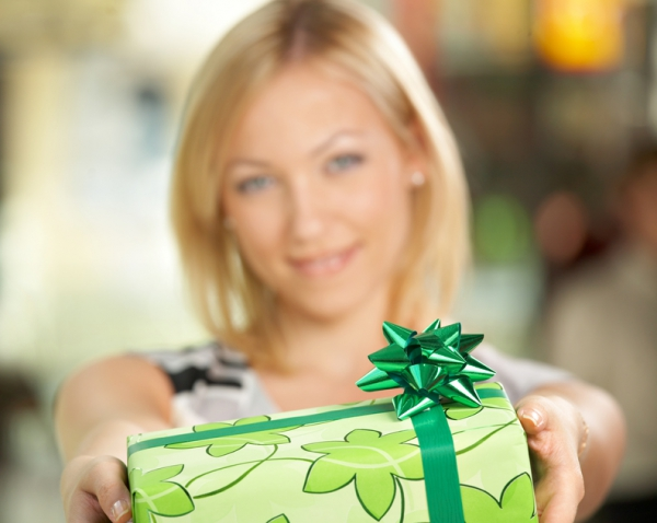 Подарок молодой девушки 17