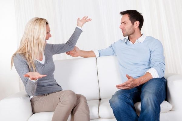 переживают ли мужья ссоры с женами