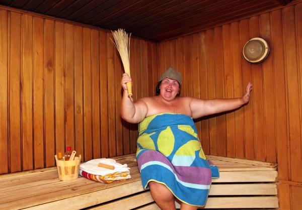 фото много толстух в бане