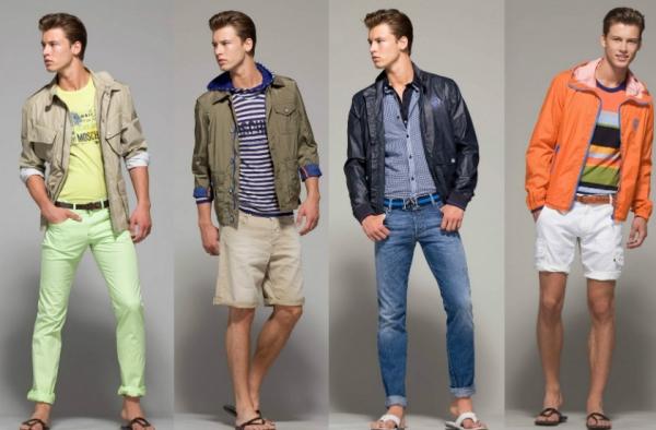 Модная одежда для мужчин купить